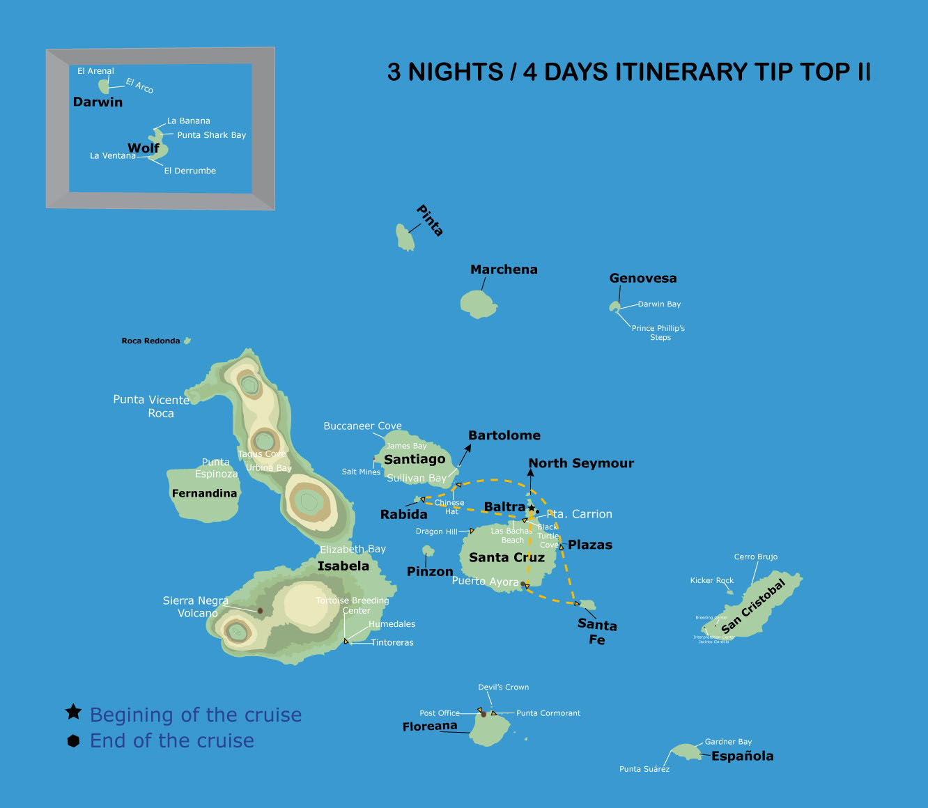 ITINERARY 3 4 TIP TOP 2
