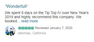 wonderful review tip top iv